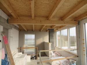 Dachgeschoss Innenansicht