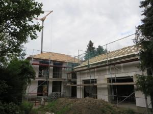 Zimmerer-/Dachdeckerarbeiten
