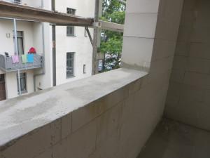 Fugenglattstrich für Fenstereinbau