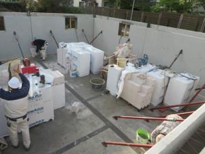 Kalksandstein-Mauerwerk für die tragenden Kellerinnenwände