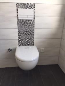 Fliesenarbeiten / Sanitärinstallation