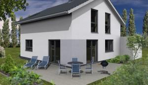 Planung: Terrasse