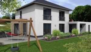 Gartenansicht (Planung)