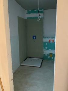 Einbau / Abdichtung Dusche Gästebad