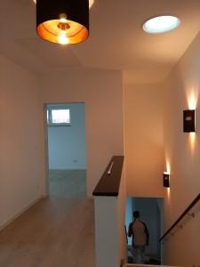 Treppenbeleuchtung, Galeriebeleuchtung und Tageslichtspot