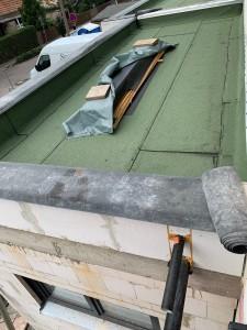 Dachabdichtung für Gründach
