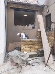 Herstellen einer neuen Fensteröffnung im Altbau