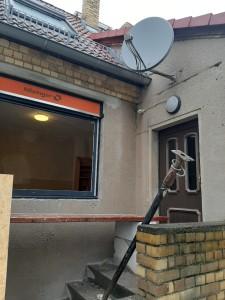 Fenstereinbau im Altbau